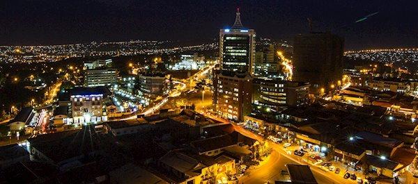 Hoteller i Rwanda