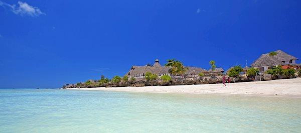 Hotell i Zanzibar by