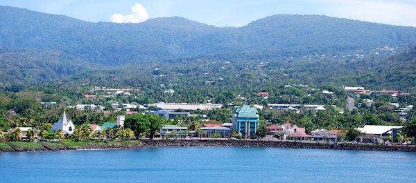 Hoteller i Samoa