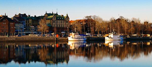 Hoteller i Umeå