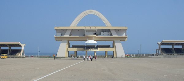 Hoteller i Ghana