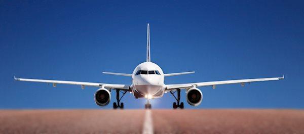 Saga flyplass
