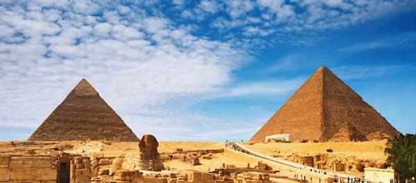 Hotell i Egypt