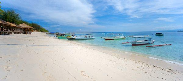 Hotell i Lombok