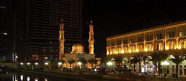 Hoteller i Sharjah
