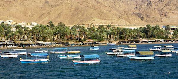 Hoteller i Aqaba