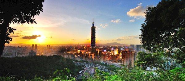 Hoteller i Taipei