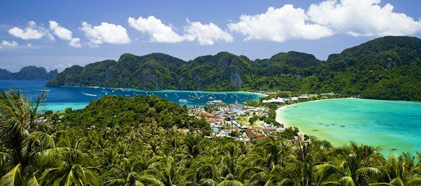 Hoteller i Phi Phi Øyene