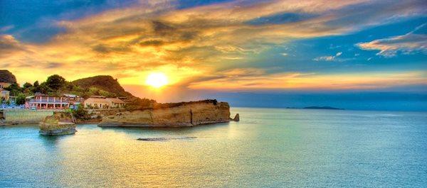 Hotell i Korfu