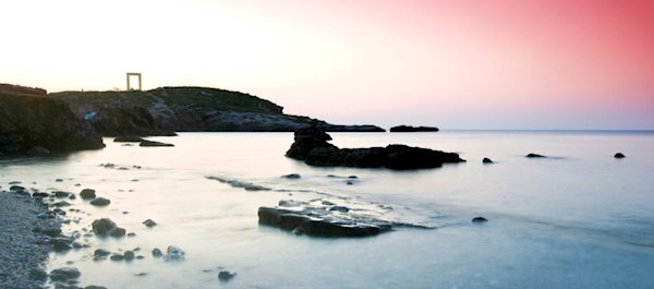 Hotell i Naxos