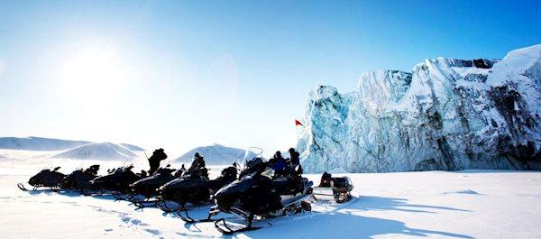 Hoteller i Svalbard og Jan Mayen
