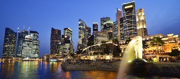 Hoteller i Singapore