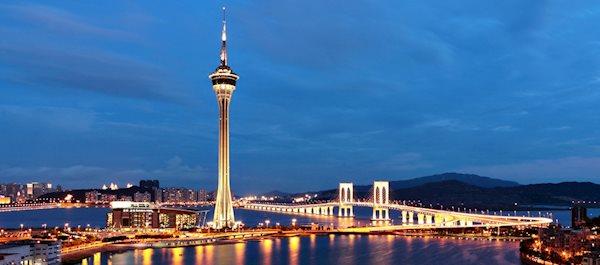 Hoteller i Macao