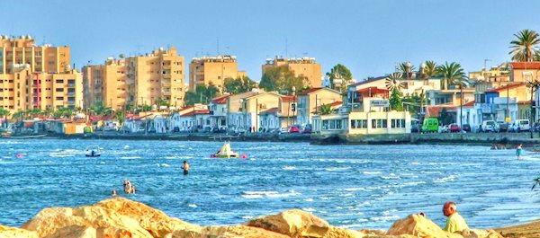 Hoteller i Larnaca