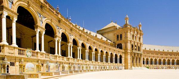 Hoteller i Sevilla