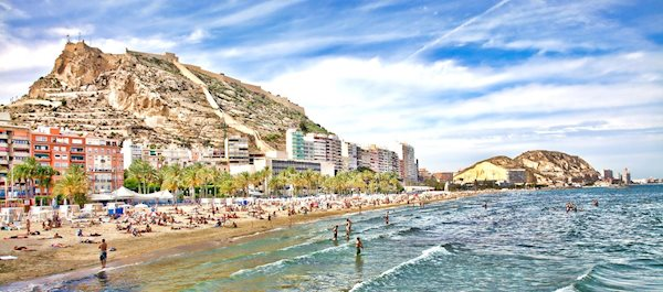Hoteller i Alicante