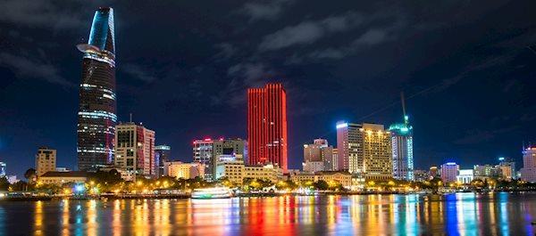 Hotell i Vietnam