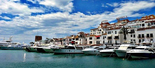 Hoteller i Marbella