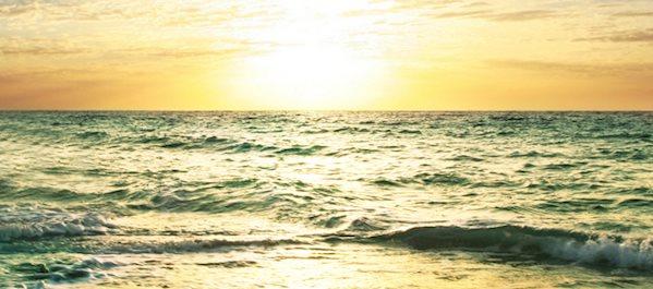 Ristinge Beach