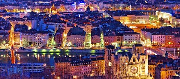 Hoteller i Lyon