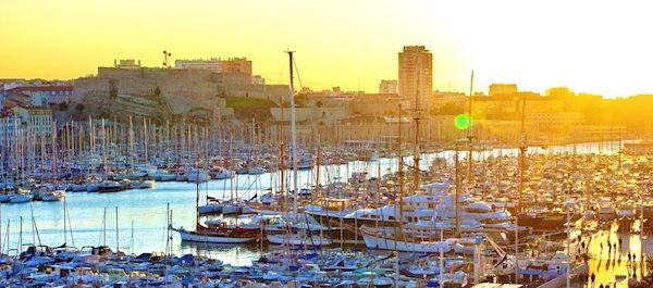 Hoteller i Marseille