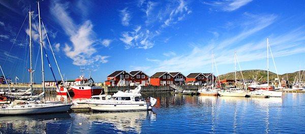 Hoteller i Bodø