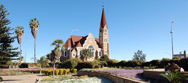 Hotell i Namibia