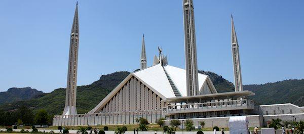 Hotell i Pakistan