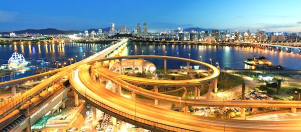 Hoteller i Sør-Korea