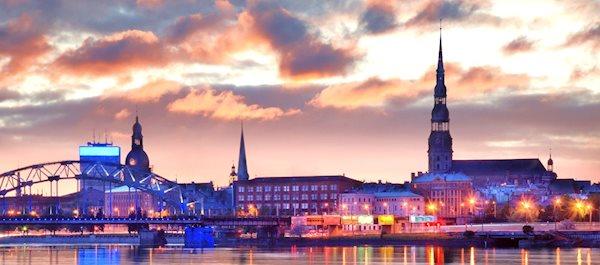 Hoteller i Riga