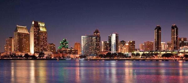 Hoteller i San Diego