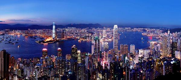Hoteller i Hong Kong