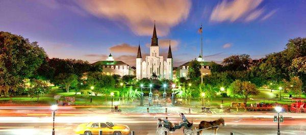 Hoteller i New Orleans