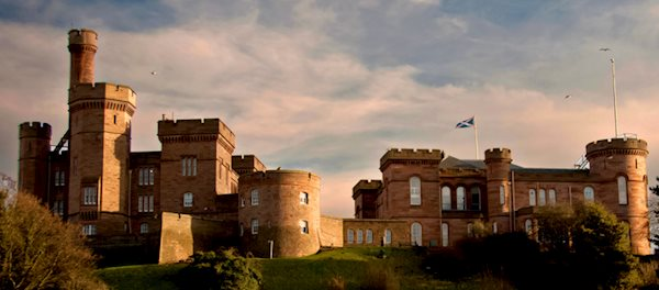 Hoteller i Inverness