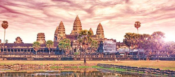 Hoteller i Kambodsja