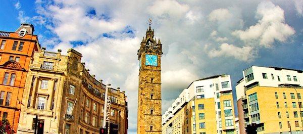 Hotell i Glasgow