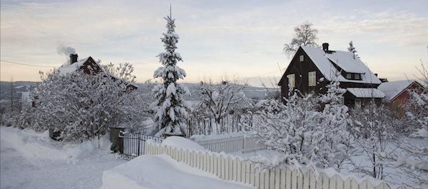 Hotell i Lillehammer