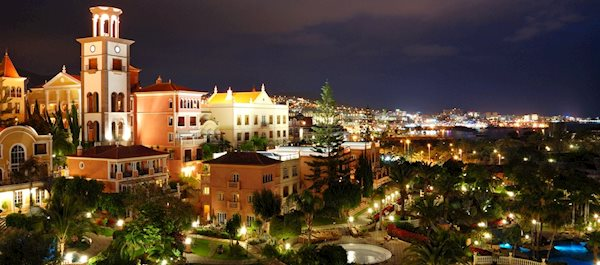 Hoteller i Playa de las Americas