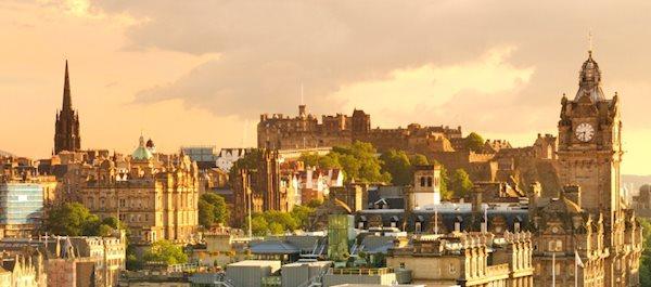 Hotell i Edinburgh
