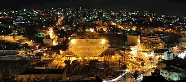 Hoteller i Amman