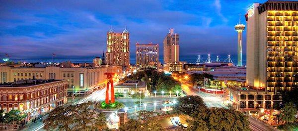 Hoteller i San Antonio