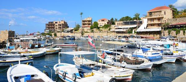 Hoteller i Libanon