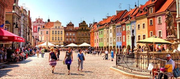 Poznan City Centre