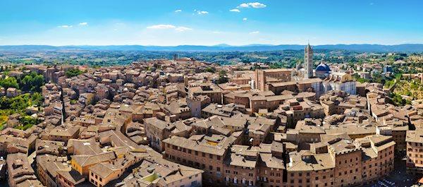 Siena City Centre