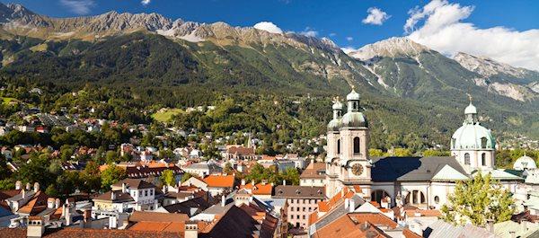 Innsbruck City Centre
