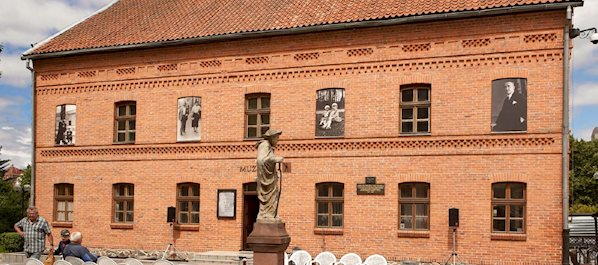 House of the Olsztyn Gazette Museum