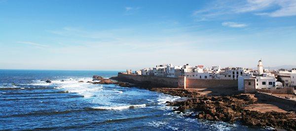Hoteller i Essaouira