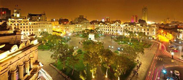 Hoteller i Peru