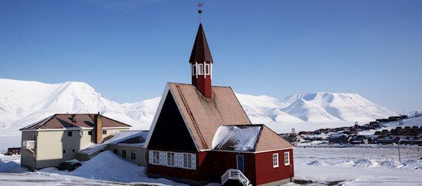 Hotell i Longyearbyen