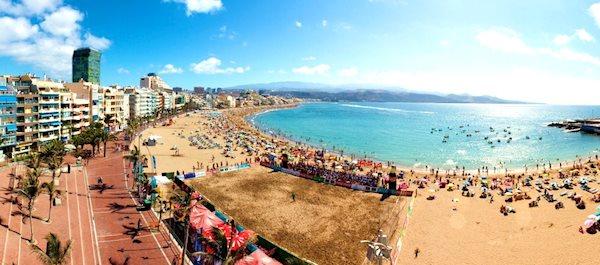 Hoteller i Las Palmas de Gran Canaria
